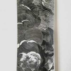 NUEE 2 - Printing on Thailande paper by Camille Oarda